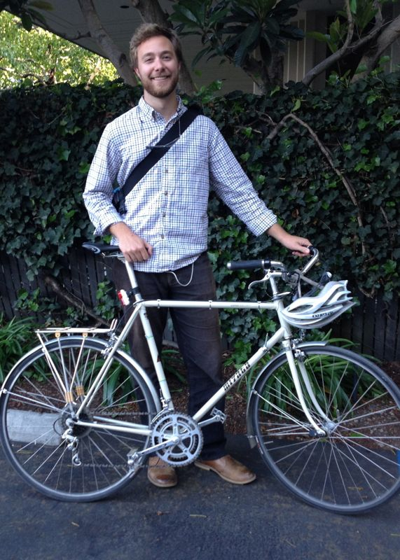 Gavin Powell, Retail Strategy. Membership & Volunteer Coordinator, Silicon Valley Bicycle Coaltion.
