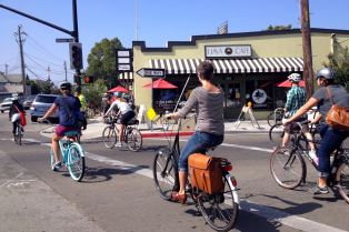 Bike to Shop Coffee Crawl