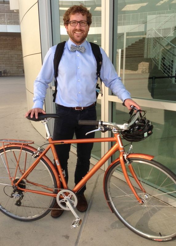 Matt VanOosten, San Jose Downtown business recruiter.